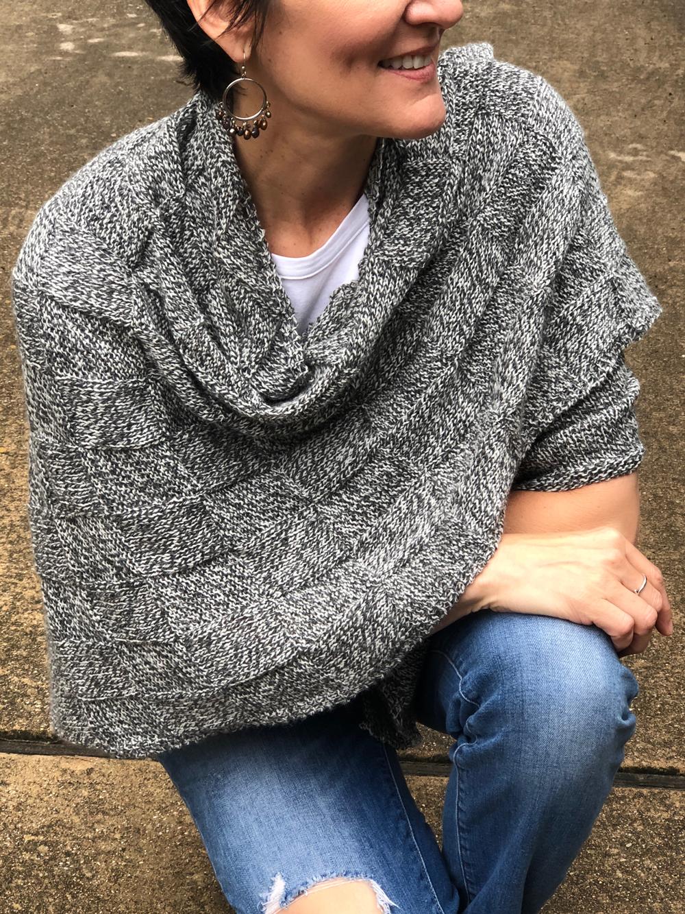 KnitCrate's Daxis Shawl Knitting Pattern