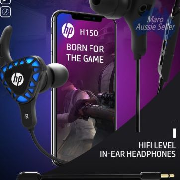 H150 Gaming In-ear Headsets