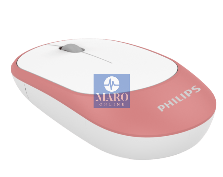 Wireless Pink Mouse