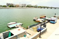 Boating & other water sports area.