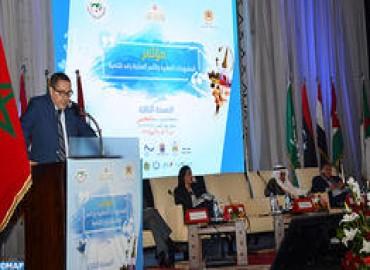 """Résultat de recherche d'images pour """"Congrès arabe sur les petits projets et les familles productives"""""""