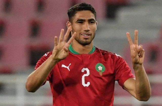 المنتخب الوطني المغربي يفوز على نظيره لغينيا بيساو (5-0 ) و يتصدر المجموعة