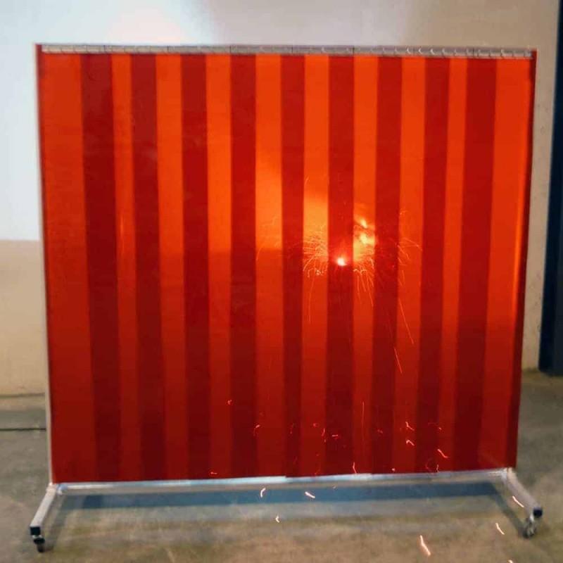 rideau laniere anti soudure anti uv 200mmx2mmx50m