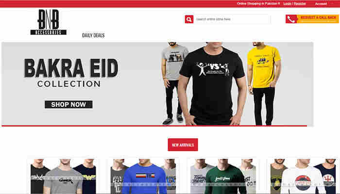 Top 10 Online Shopping Sites in Pakistan 2018