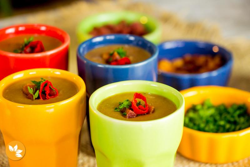 6 Receitas de Sopas, Caldos e Cremes para este Inverno