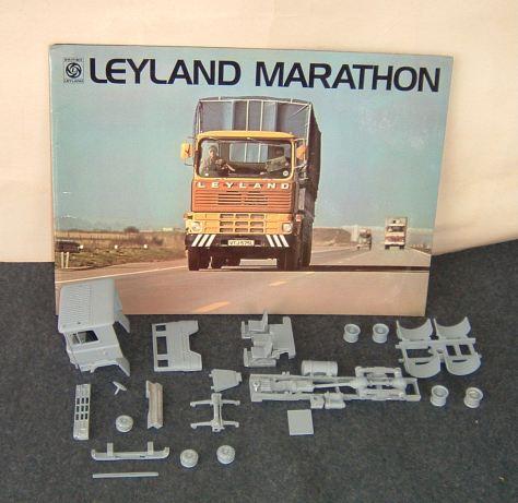 1980 Leyland Marathon brochure