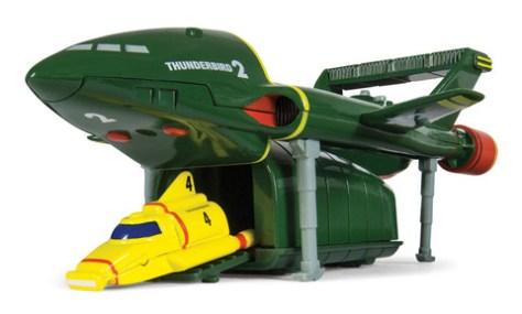 Corgi Thunderbirds 2 and 4