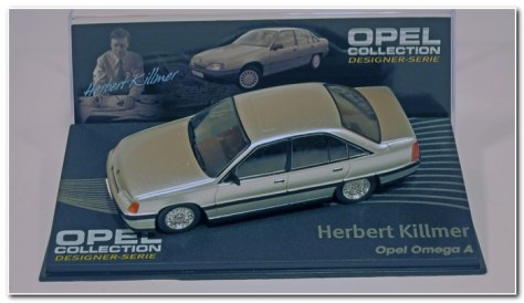 Opel Designer Collection Omega A
