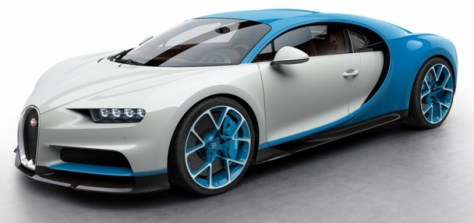 LS459A Le Patron Bugatti Light Blue Sport Scale 1 43