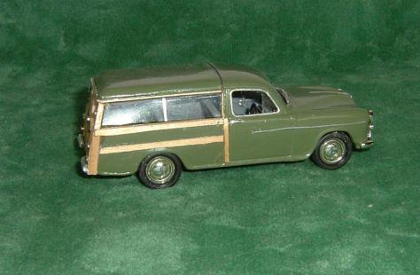 1957 Morris Isis traveler #1