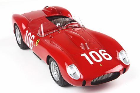 BBRC1801 Ferrari 250 Testarossa Winner Targa Florio 1958