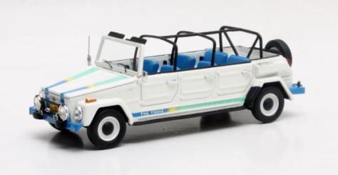 MX32105-051 VW Thing Limousine white 1979