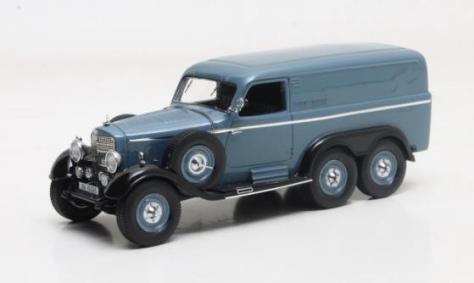 MX41302-081 Mercedes-Benz G4 Kastenwagen blue 1939