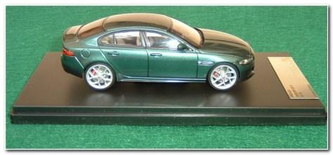 2015 Jaguar XE green