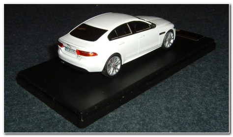 2015 Jaguar XE rear