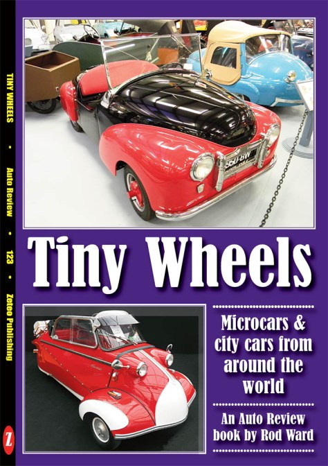 #123 Tiny Wheels