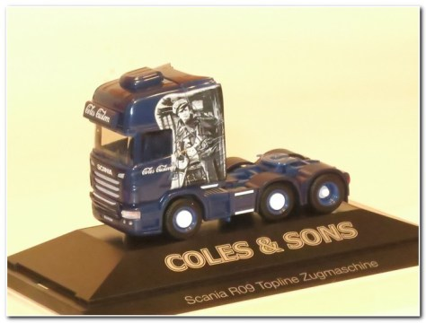 Scania R 09 6x2 Tractor (1)