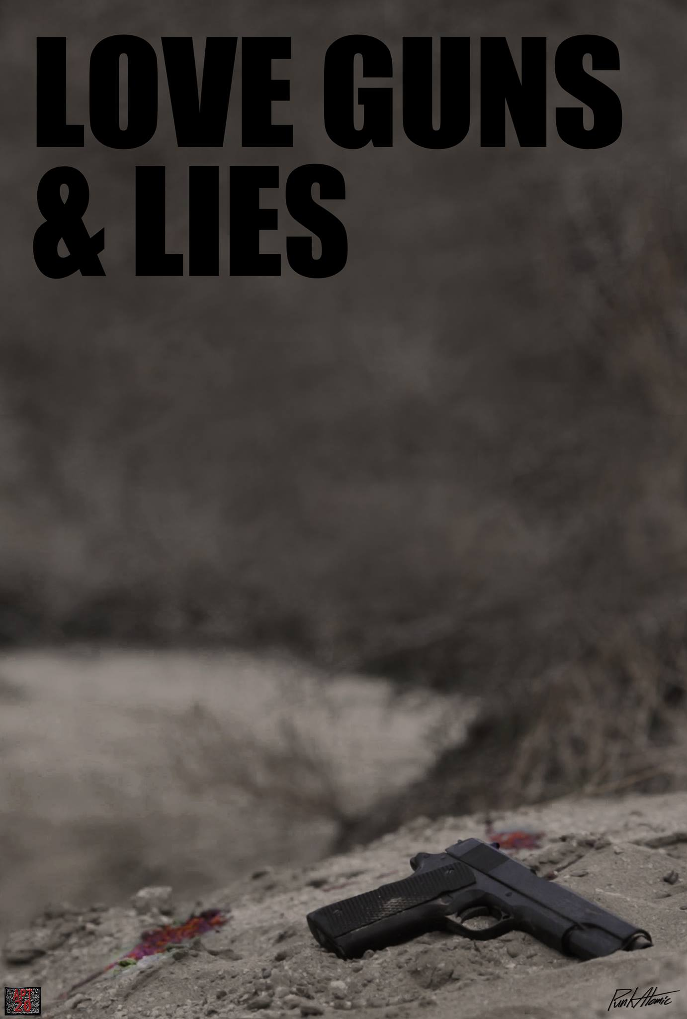Love Guns Lies - Short Film Production