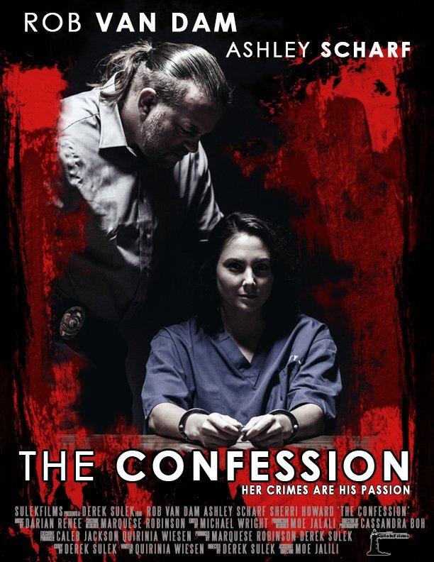 The Confession Written By Derek Sulek