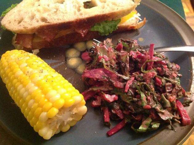 corn-salad-bacon-sandwich-vagabond-kitchen-photo