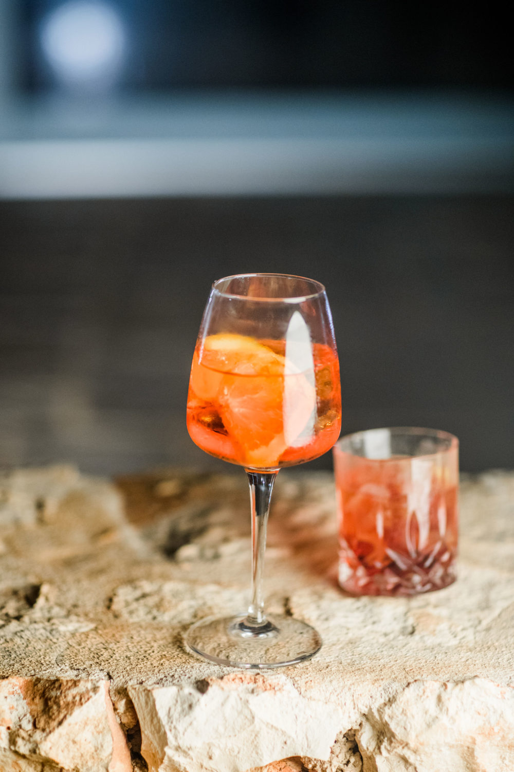 Campary-sprits-welcome-drink