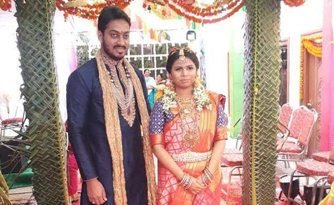 Another Case Filed On TDP Ex-Minister Akhila Priya Husband