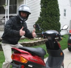 Andy Moped