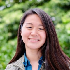 Abby Chao with CollegeBacker
