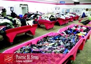 Salvation Army Pontiac mi