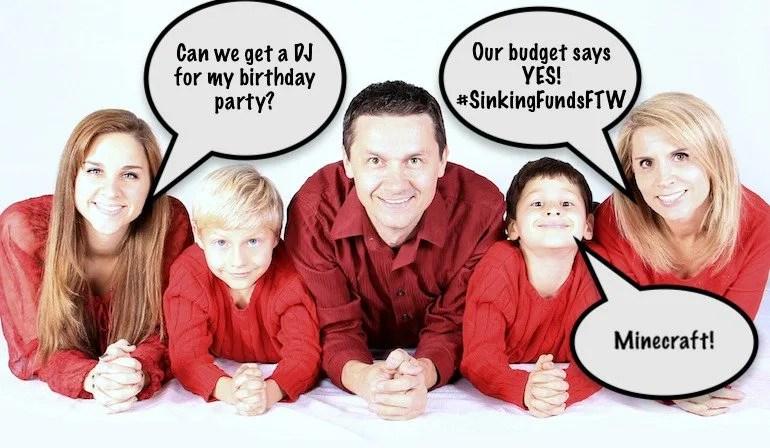 Birthday Party - Jones Family