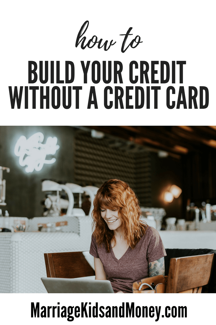 Build your credit score without a credit card