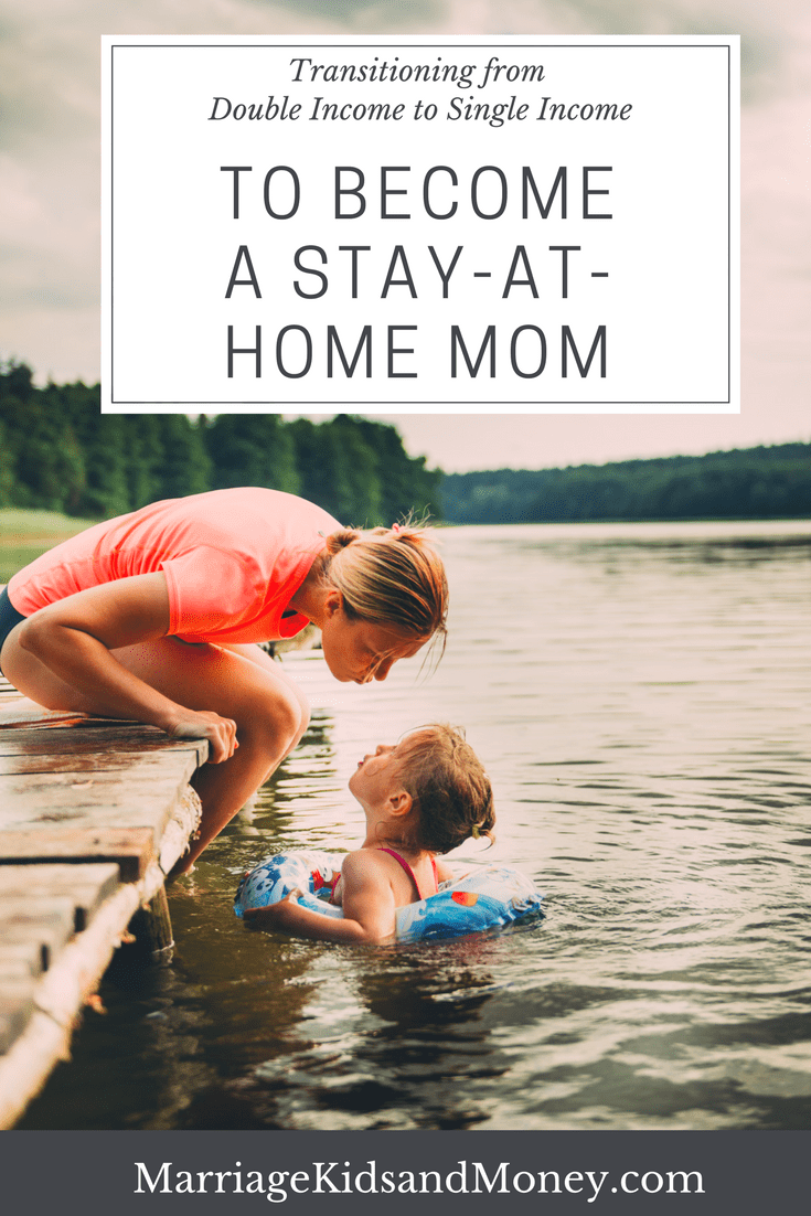 Stay-At-Home Mom, Budgeting, Debt Freedom, Income Transition