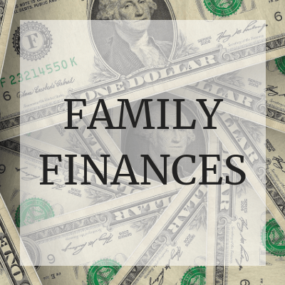 family finance resources