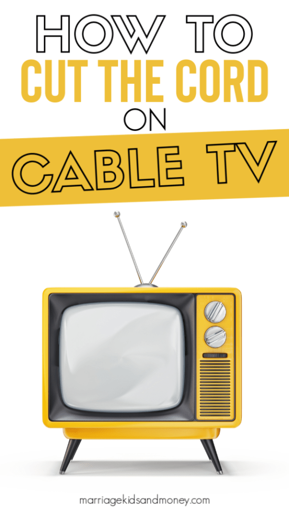 How To Cut The Cord On Cable TV
