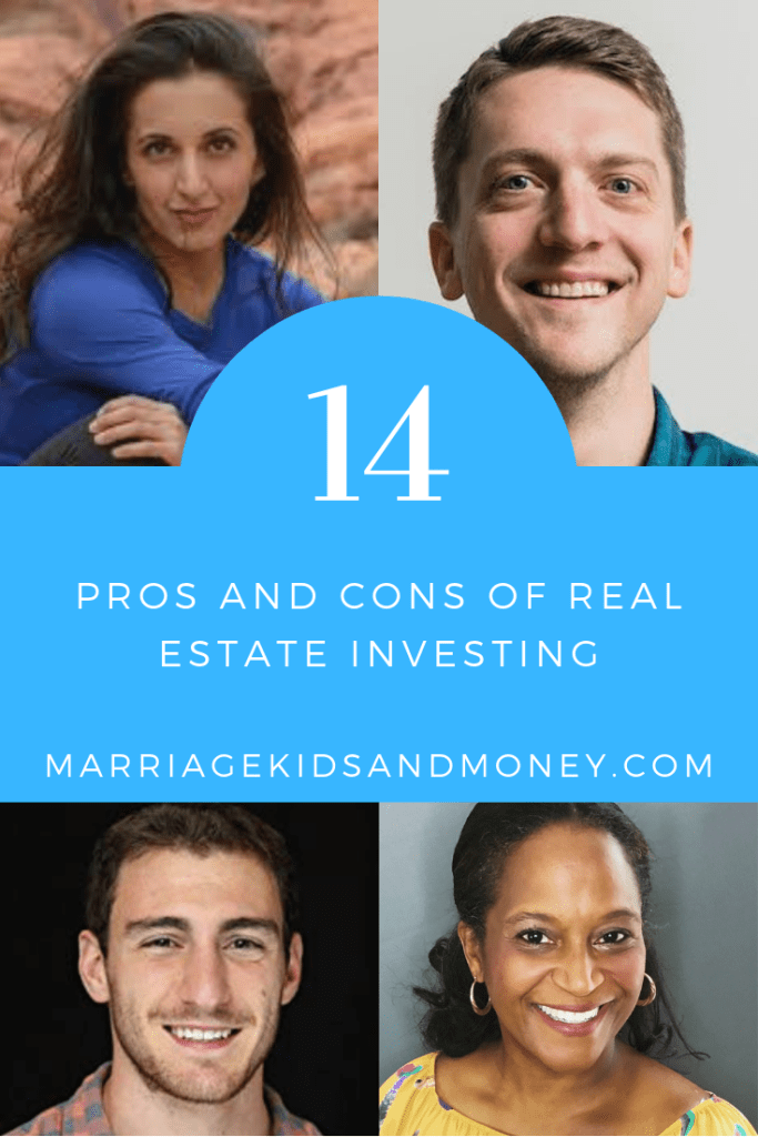 14 Pros and Cons of Real Estate Investing (Paula Pant, Joel Larsgaard, Scott Trench, Pam Andrews)