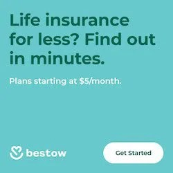 Bestow Term Life Insurance