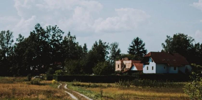 farmhouse mortgage