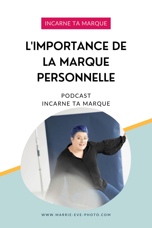 couverture podcast incarne ta marque