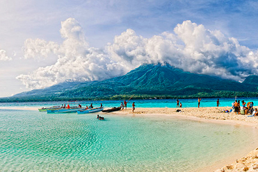 Camiguin and I Win Big Time!