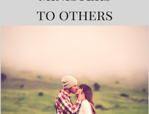 5 Ways a Christian Marriage Ministers to Others. #Christianmarriage