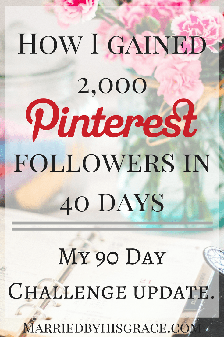 How I gained 2,000 Pinterest followers in 40 days. Building a Pinterest following. Social Media
