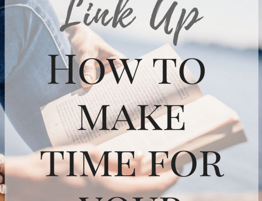How to make time for your bible...