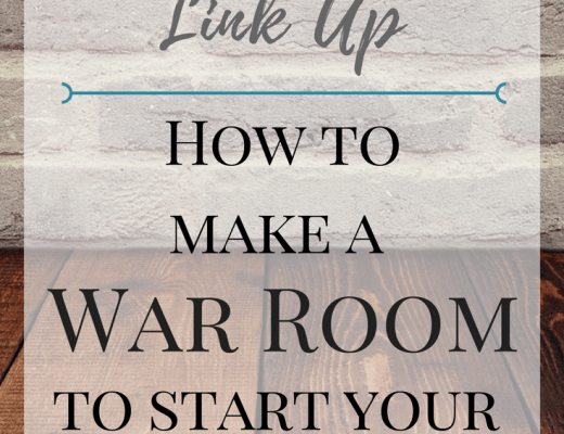 How to make a war room to start your Battle Plan. Prayer is esstensial for our walk with God.