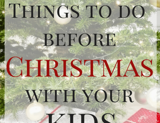 33 Things to do with your kids before Christmas