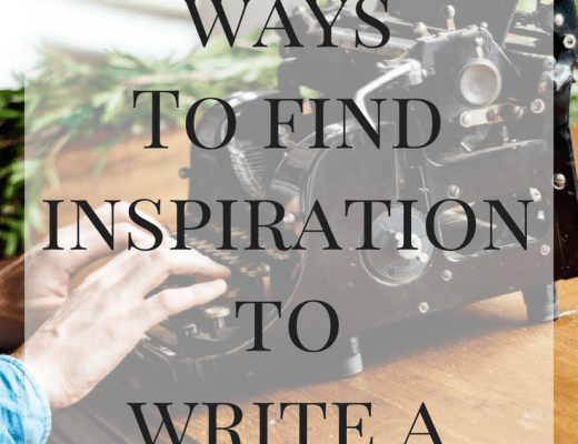 9 Ways to be inspired to write a blog post. #Christianblogging #writer #writinginspiration