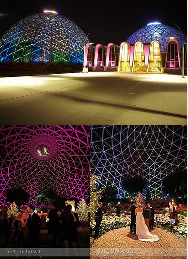 Beautiful Winter Wedding Venues
