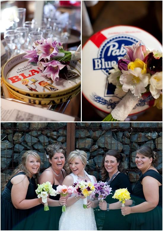 A 20k Pabst Brewery Wedding Marriedinmilwaukee Com