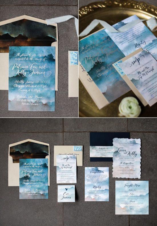 Custom Invitations For Your Milwaukee Wedding