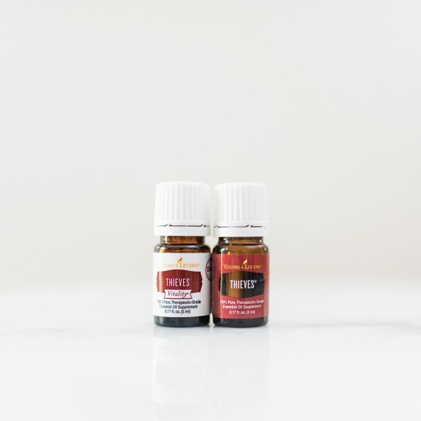 young living essential oils   thieves immune booster