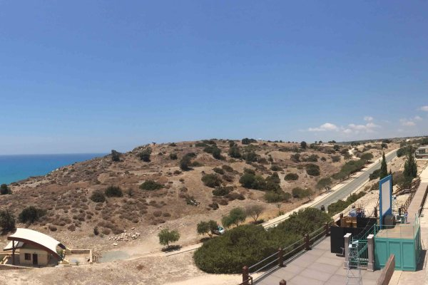 Ancient Site Of Kourion